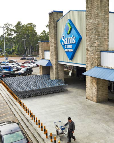 Wal-Mart bullish over Sam's Club