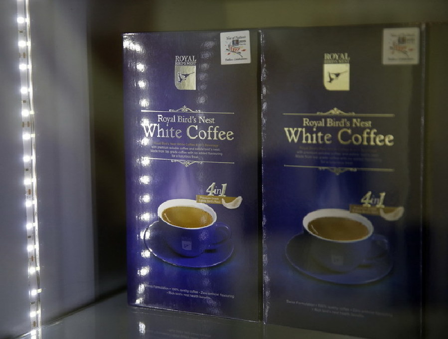 Bird spit coffee? Asia firms seek global appetite for China delicacy[1]
