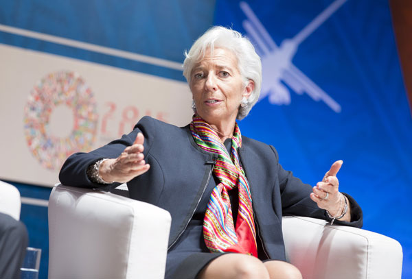 IMF's Lagarde says Chinese economy is not all 'doom and gloom' - Business