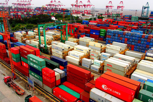 Nation's exports fall less than expected in September, imports slump[1]