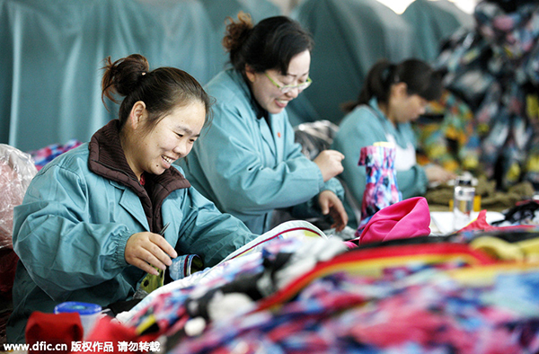 Eight keywords of China's economy in 2016[1]