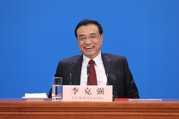 New growth engines will help economy to restructure, says Premier Li - Business