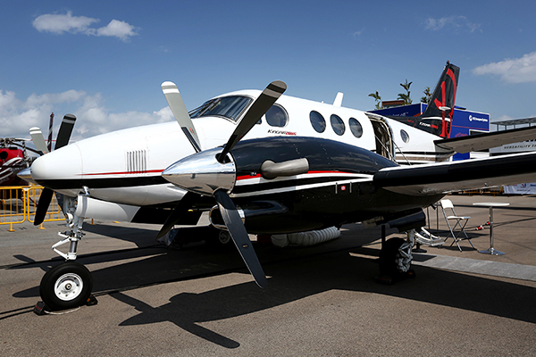 Textron says freight aircraft demand is really taking off - Business