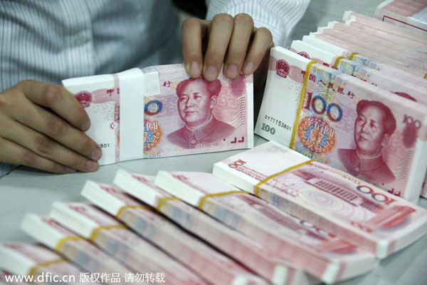 Central bank injects 80.5b yuan into market - Business