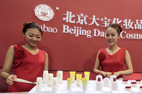Skincare, make-up drive consumer goods growth - Business