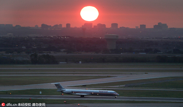 Top 10 world's busiest airports[1]