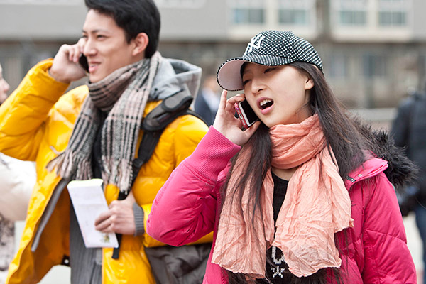 Big three carriers to hang up on roaming charges - Business