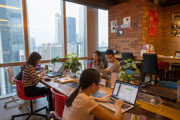 Co-working space forecast to expand massively by 2030 - Business