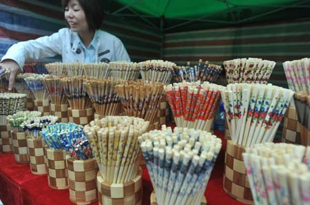 Us Firm Exports Chinese Cutlery