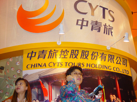 China Cyts Tours Holding Beijing