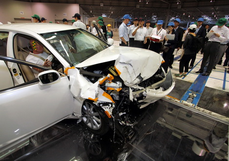 Toyota on edge over possible car recalls