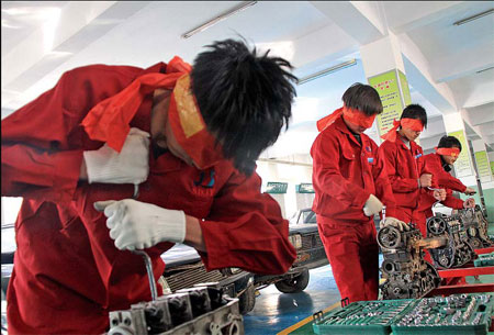 Help to vocational schools aids students | Industries | chinadaily ...