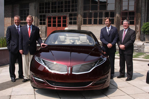 Ford To Bring Luxury Brand Lincoln To China Top News