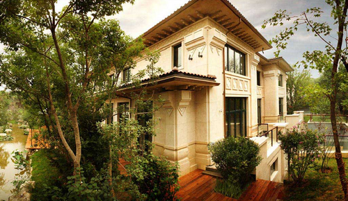 China's top 10 luxury homes
