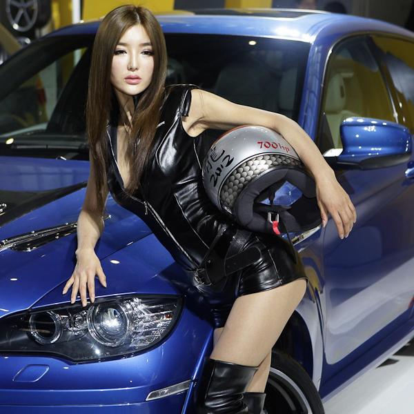 AC Schnitzer's Model At Beijing Auto Show[2]