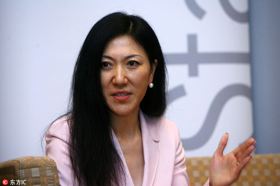 Top 14 Most Powerful Chinese Women In Fortune S Ranking 8