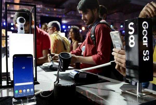 Top 5 most popular smartphone brands in Indian market