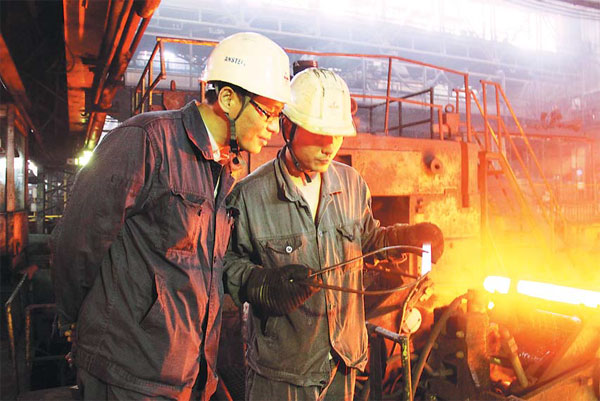 Steel reform gets goal-driven