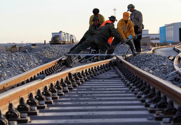 China hikes rail spending target - Business - Chinadaily com cn