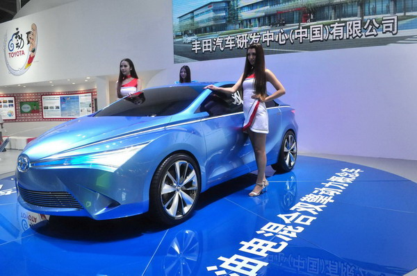 Experts Porize Hybrid Cars In China