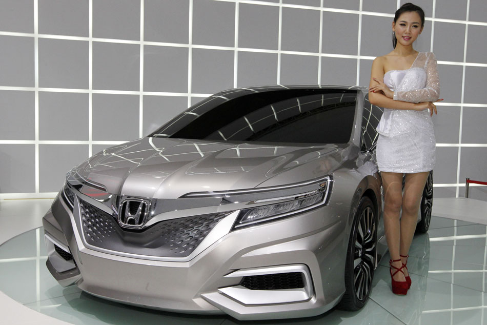 Concept Cars Shine At Auto China 2016 1 Chinadaily Com Cn: Lights On Cars And Models In Guangzhou