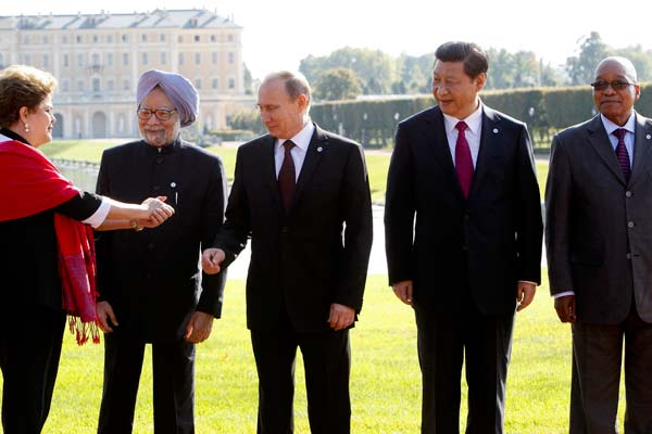 China, Russia a step closer on gas supply