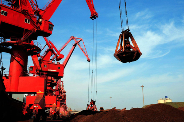 China will buy more iron ore in coming months