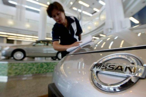 Nissan China sales up 128% in Oct