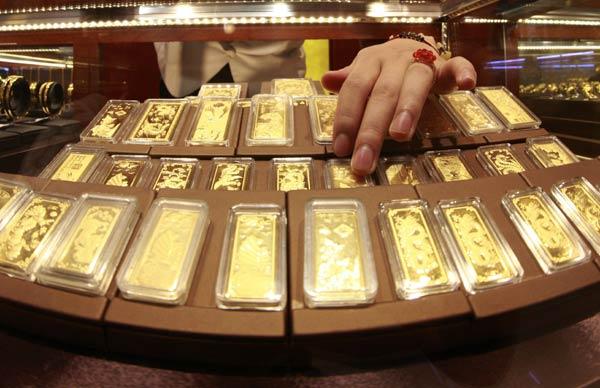 Shanghai free trade zone to host gold warehouse |Economy
