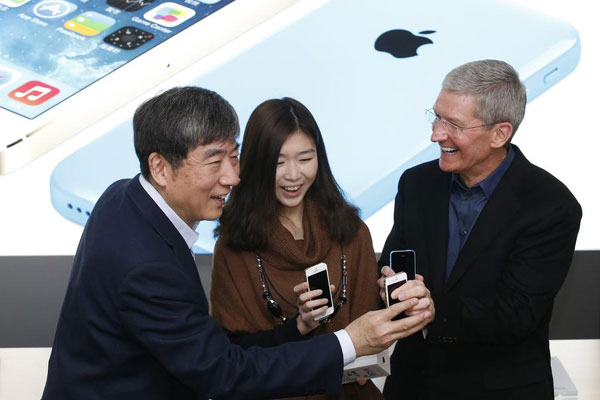 China Mobile launches 4G iPhone