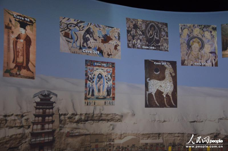 Mogao Grottoes revitalized by digital 3D technology