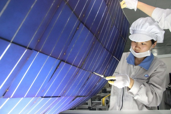 Us Tariff Investigation Clouds Solar Panel Products