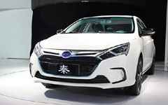 BYD 'green' cars get go-ahead for Beijing, Shanghai roads