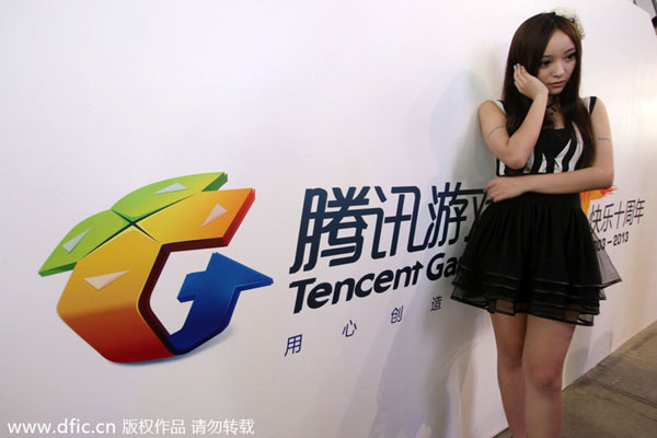 Tencent invests in South Korea's CJ Games