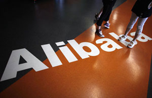 Alibaba buys into retail business