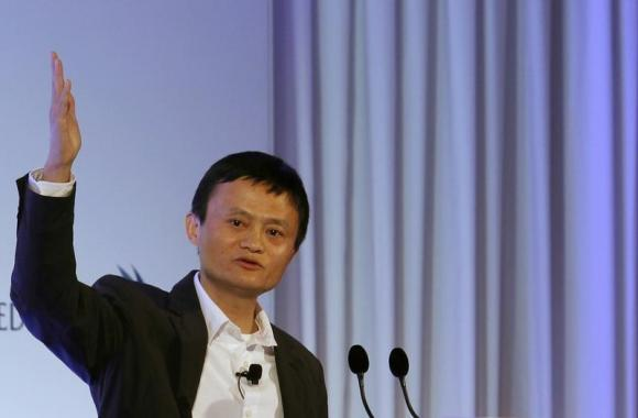 Jack Ma invests $532m in financial software firm