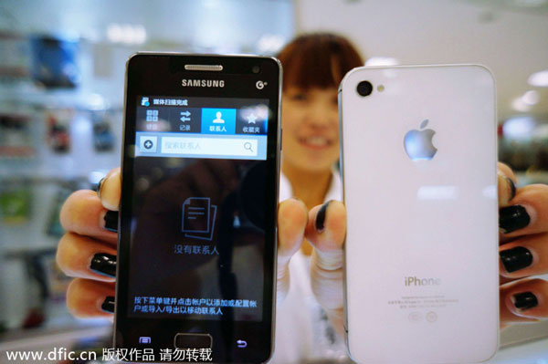 Samsung-Apple battle enters second round