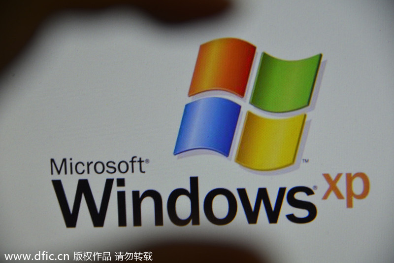 Microsoft to end support for Windows XP[1]- Chinadaily com cn