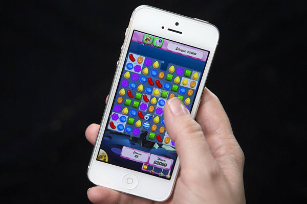 Tencent launches Candy Crush game in China