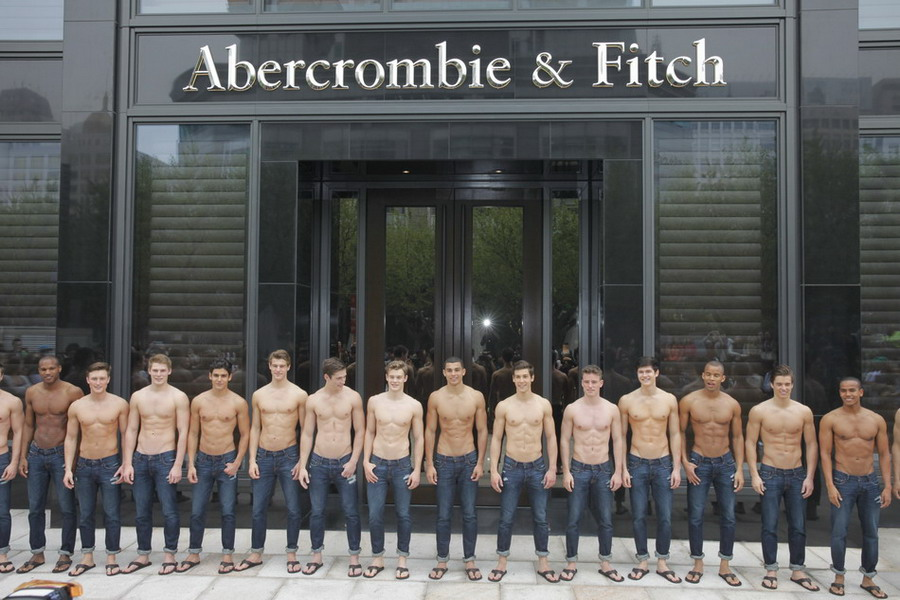 Fitch And Abercrombie Online Shop