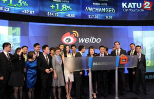 Weibo taps into mobile gaming