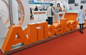 Alibaba takes giant strides