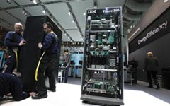 Lenovo edges close to IBM server deal