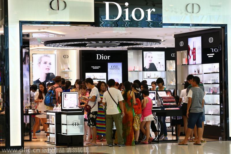 Enjoy shopping at Sanya's duty-free shop[1]- Chinadaily.com.cn