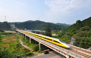 Rail convergence goes on fast track