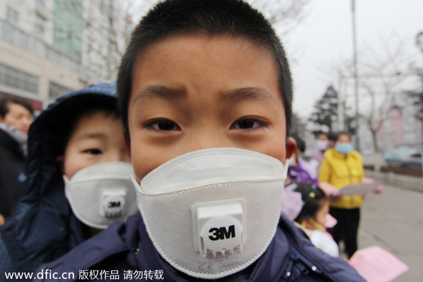China gets tough to combat pollution
