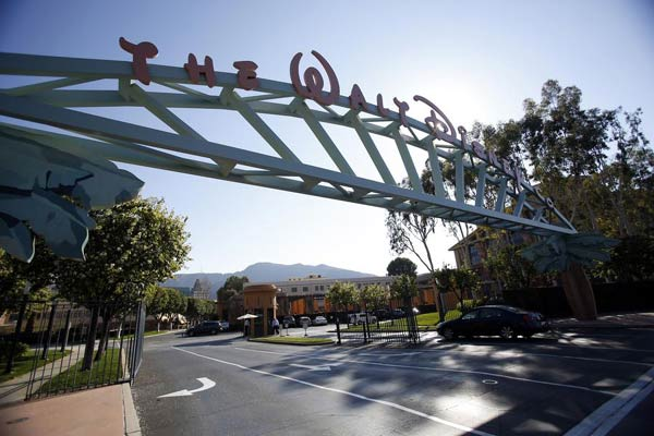 SMG, Disney agree to broaden cooperation