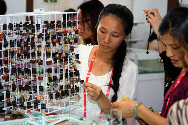 Jade provides vital connection with Myanmar