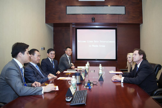Dalian Wanda in talks to buy Lions Gate, MGM