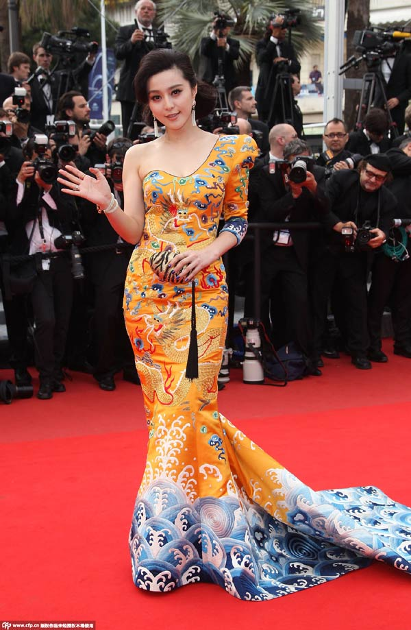 China Designer Clothes | Chinese Designer Makes A Splash At Paris Fashion Week 8 Chinadaily